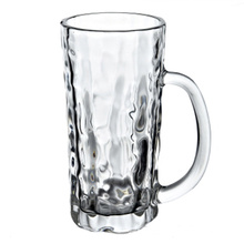 500ml Glass Mug for Beer
